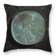 P1970 A H Throw Pillow
