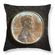 P1971 A H Throw Pillow