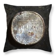 P19xx C T Throw Pillow