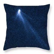 P2013 P5 Asteroid Belt, 2013 Throw Pillow by Science Source
