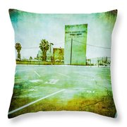 Pacific Airmotive Corp 08 Throw Pillow