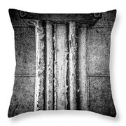 Pacific Airmotive Corp 11 Throw Pillow