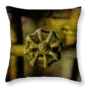 Pacific Airmotive Corp 22 Throw Pillow