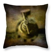 Pacific Airmotive Corp 23 Throw Pillow