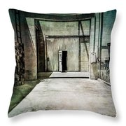 Pacific Airmotive Corp 28 Throw Pillow