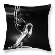 Packard Cormorant Throw Pillow