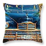Packard II Throw Pillow