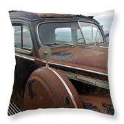 Packard One-eighty Throw Pillow