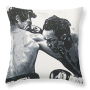 Pacman Marquez Throw Pillow