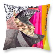 Page 4 Throw Pillow