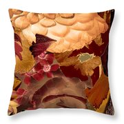 Pagoda Right Throw Pillow