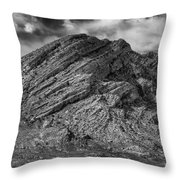 Pahranagat Mountains Throw Pillow
