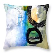 paint Improv 10 Throw Pillow
