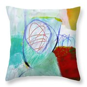 Paint Solo 2 Throw Pillow