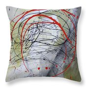 Paint Solo 4 Throw Pillow