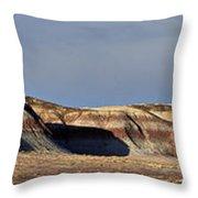 Painted Desert 1 Throw Pillow