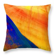 Painted Hills 6 Throw Pillow