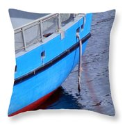 Painter - Strong Rope Throw Pillow
