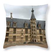 Palace Ducal Nevers Throw Pillow