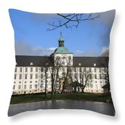 Palace Gottorf - Schleswig Throw Pillow