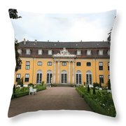 Palace Mosigkau - Germany Throw Pillow