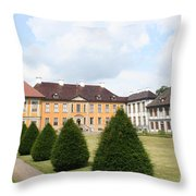 Palace Oranienbaum - Germany Throw Pillow