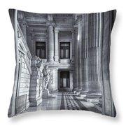 Palais De Justice Throw Pillow
