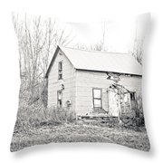 Pales By Comparison Throw Pillow