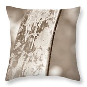 Palm Reader Throw Pillow