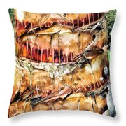 Palm Tree 14 Throw Pillow