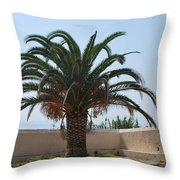 Palm Tree 3 Throw Pillow