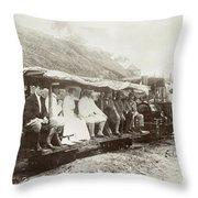 Panama Roosevelt, 1906 Throw Pillow