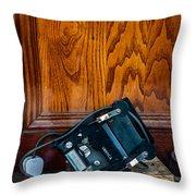 Pancam Throw Pillow