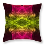 Pandoras Box Throw Pillow