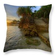 Panglao Island Nature Resort 2.0 Throw Pillow