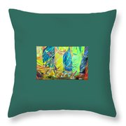 Panjim Throw Pillow
