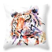 Panthera Tiger II Throw Pillow