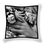Parent Support Throw Pillow