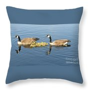 Parenting Throw Pillow