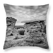 Paria Sandstone Throw Pillow