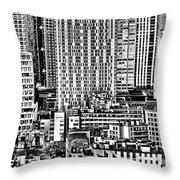 Paris Urban Throw Pillow