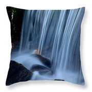 Park City Waterfall Throw Pillow