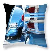 Park Lane Chrome Throw Pillow
