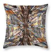 Parquet Mania Throw Pillow