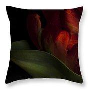 Parrot Tulip 3 Throw Pillow