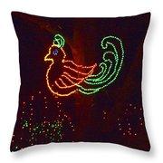 Partridge In A Pear Tree Original Throw Pillow