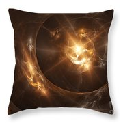 Parturition Throw Pillow
