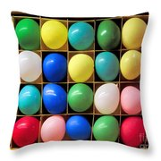 Party In A Box Throw Pillow