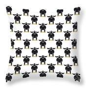 Paschal Lamb Throw Pillow
