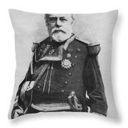 Pascual Cervera (1839-1909) Throw Pillow